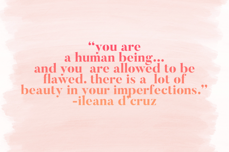 Beauty in Imperfections