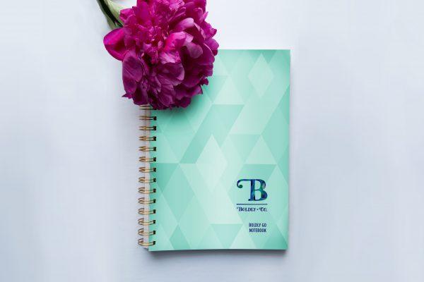 Boldly Go Notebook
