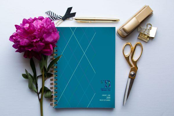 productivity planner, boldly go planner, panda planner